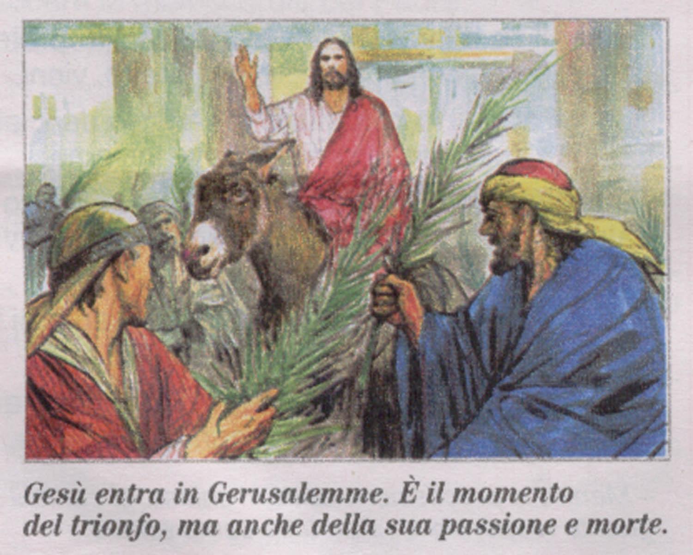 Passione di nostro signore gesÙ cristo secondo luca lc 22.14 23.56